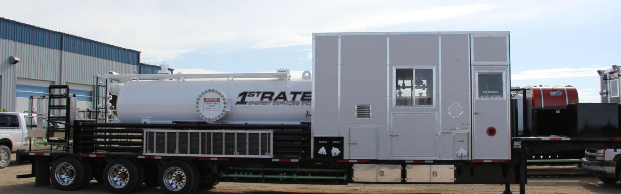 1stRateEnergy – Well Testing Equipment and Services